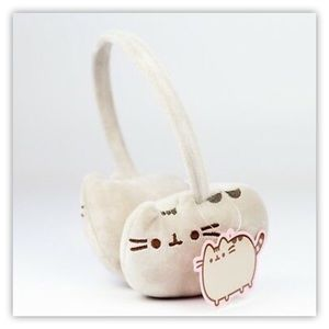 New With Tags Pusheen Earmuffs